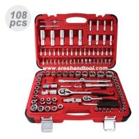 108PC 2分4分手动套筒工具组