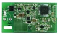 Hidden DALI Wall-Switch Module