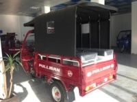 MUTLI-PURPOSE MOTOR AMBULANCE TRICYCLE