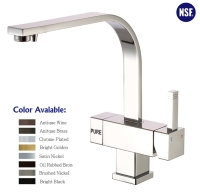 Three with Faucet  N-S3-99168-CP