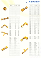 Brass Sleeve Tube Fittings