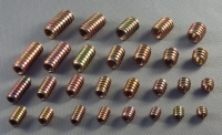Threaded inserts (P-type)