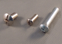 Flanged insert nuts