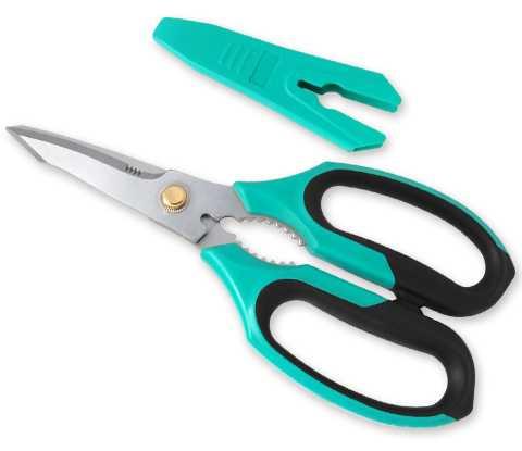 Multi-Function Scissors