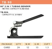 Cens.com 90° 3 In 1 Tubing Bender SHIN FU YANG INDUSTRIES CO., LTD.