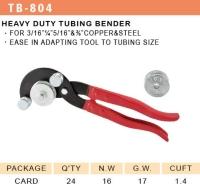 Heavy Duty Tubing Bender