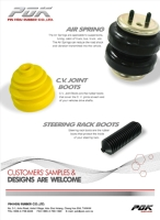 Cens.com Rubber Boot for Drive shaft and Steering Rack PIN HSIU RUBBER CO., LTD.