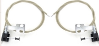 VW SUNROOF CABLE for 1973-1975 Super Beetle (Left/Right)