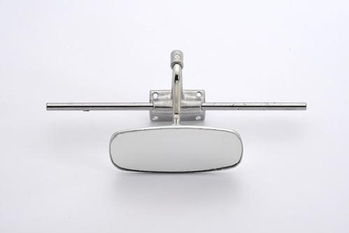 VW convertible rear view mirror fits Bug's from '58-'63.