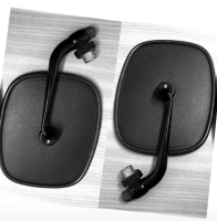 VW Side View Mirror, Lacquer , Left  & Right side, fits for Bus `68-`79