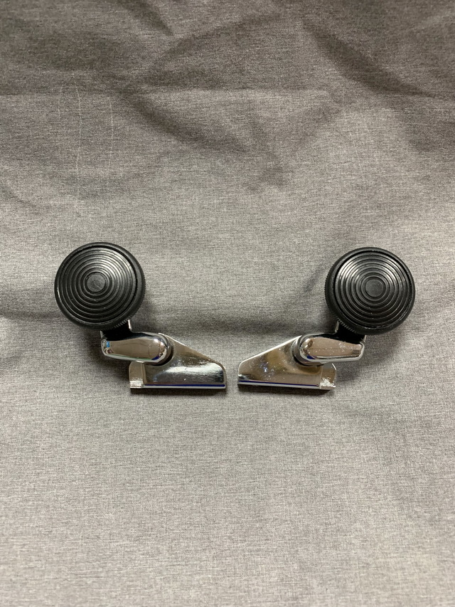 VW VENT WING WINDOW LOCK FOR BEETLE CONVERTIBLE 68'-79'