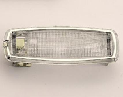 VW Dome Light with  Chrome Edges for Type 2  1968 -1979