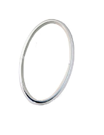 VW Chrome Ring With Seal for Tail Light (Small)