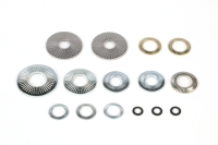 Serrated Safety Washer & Contact Washer