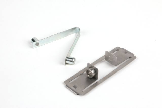 Customized assembling parts