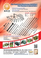 Double-Head Screws,Unrestricted-Length Screws,Multi-Strokes Special Parts