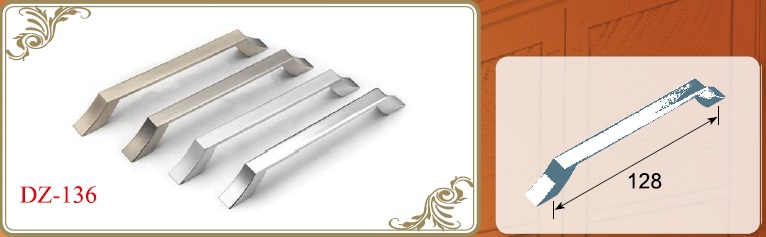 Zinc Alloy Handles, Furniture Handles, Drawer handle