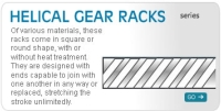 HELICAL GEAR RACKS
