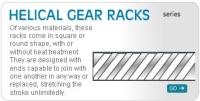 HELICAL GEAR RACKS