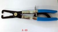 Simple piston spring pliers