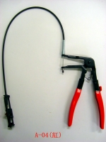 Universal hose clamp remover