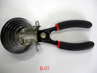 Piston spring disassembly group