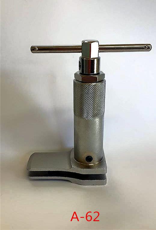 Brake piston separation tool