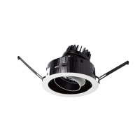 COB LED 圆型可调嵌灯