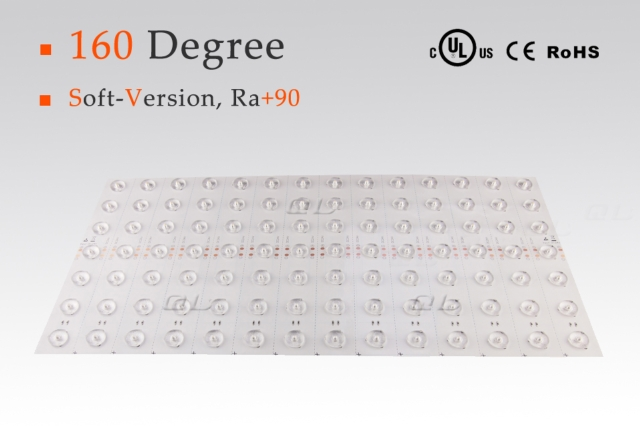 160 Degree Soft Back Light