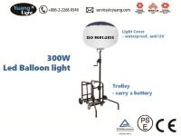 Yuang light 300W Led balloon light