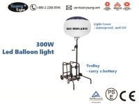 Yuang light 300W Led balloon light