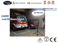 Cens.com Yuang light 240W led balloon light 青暘企業股份有限公司