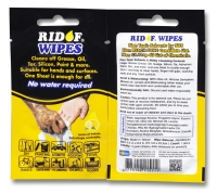 RIDOF Wipes