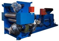 Hot Melt Extrusion Leveling Coolers