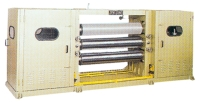 三輪式壓紋機