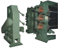 3-Axial Drive Gear Box for Nonwoven Fabric Making Machine