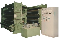 Electric Heating for Calendering Machine