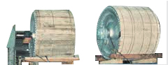 12尺乾燥轮为卫生纸纸浆机器