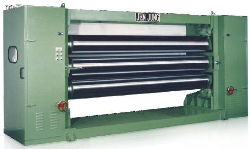 Tri-Roller Calender Machine