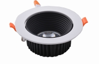 Anti-glare downlight