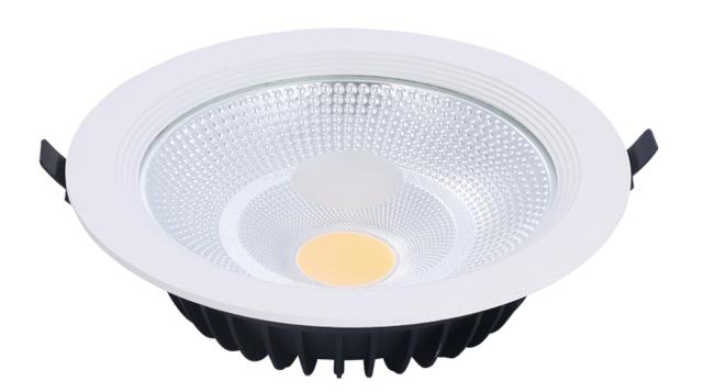 塑料反光杯筒灯