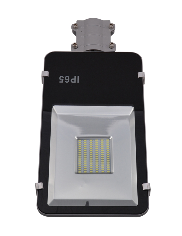 Solar dis-mountable street light