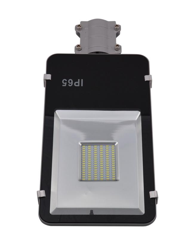 Solar dis-mountable street light