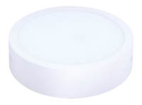 Round surface SMD panel light