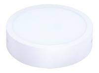 Round surface SMD panel light
