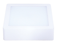 Square surface SMD panel light