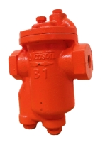 CAST IRON INVERTED BUCKET AIR TRAP