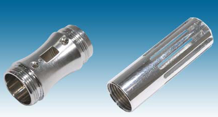 CNC Lathed Bicycle Parts