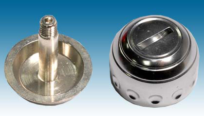 Valve CNC Lathed Machined Parts