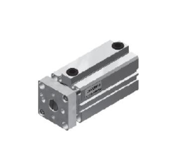 薄型铝合金导杆气缸